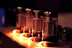 amp βαλβίδες Στοκ Φωτογραφίες