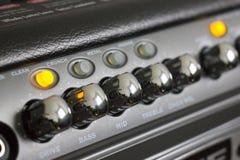 Amp κιθάρων τοποθετήσεις Στοκ Φωτογραφία