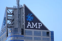 AMP Australia Royalty Free Stock Photos