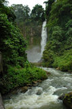 &Falls de Sebu de Philippines, lac, No2 Photo stock
