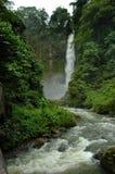 &Falls di Sebu delle Filippine, lago, No2 Fotografia Stock