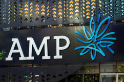 AMP office in Melbourne, Australia Royalty Free Stock Photos