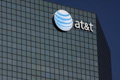AT&T Fotografia Stock Libera da Diritti