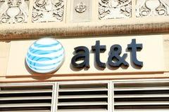 AT&T Fotografie Stock