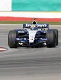 AT&T Williams FW29 Nico Rosber Royalty-vrije Stock Afbeeldingen
