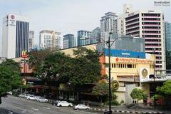 Ampang park Zdjęcie Royalty Free