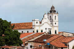 Amparo Church Olinda Royalty Free Stock Photography