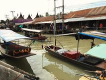 Amphawa Royalty Free Stock Image