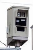 Ampel mit Kamera des roten Lichtes Lizenzfreies Stockbild