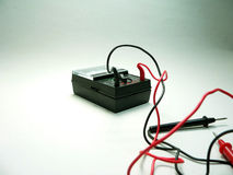 Amperímetro Imagens de Stock