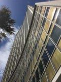 Ampere-Gebäude Lizenzfreie Stockfotos