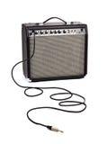 ampere-gitarr Royaltyfri Fotografi