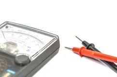 Ampere-meter arkivfoton