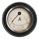 Amperemeter Στοκ Φωτογραφίες