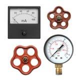 Amperemeter. Stock Image