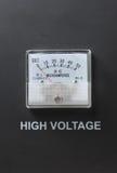 Ampermeter Royalty-vrije Stock Afbeeldingen