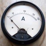 Amperímetro Imagenes de archivo
