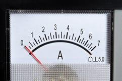 amperometro immagine stock libera da diritti