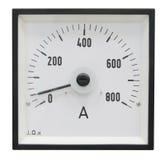 Amperometro immagini stock