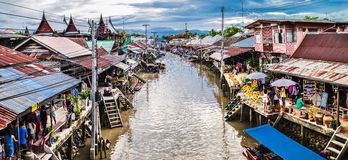 Amphawa Royalty Free Stock Images