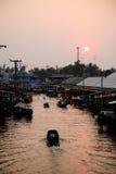 Amphawa Tailandia Foto de archivo libre de regalías