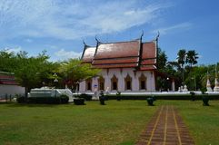 Amphawan Chetiyaram temple, Thailand Stock Photography