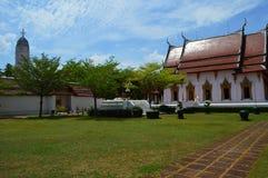 Amphawan Chetiyaram temple, Thailand Stock Photos