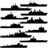 Amphibious assault ship Stock Photos