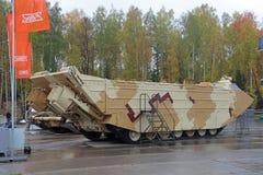 Amphibious Carrier Stock Images