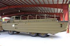 Amphibious craft Stock Photos