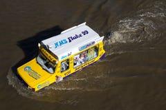 Amphibious Van Stock Image