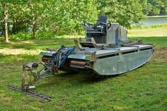Amphibious vehicle Royalty Free Stock Photos