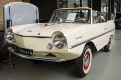 The Amphicar is an amphibious automobile Stock Images