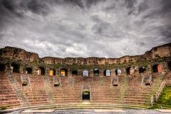 Amphiteater Of Benevento Royalty Free Stock Image