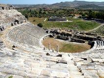 Amphiteather in Milet, Minor Asia 5 Stock Photo