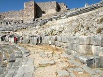 Amphiteather in Milet, Minor Asia 7 Stock Photos