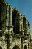 Amphiteathre d'Arles photos stock