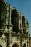 Amphiteathre di Arles Fotografie Stock