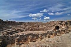 amphiteatre Sardynii Zdjęcie Royalty Free