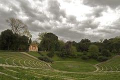 Amphiteatre van Florence Royalty-vrije Stock Foto's