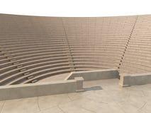 Amphithéâtre Photographie stock