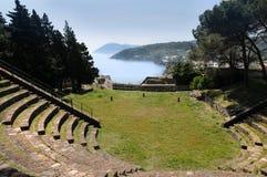 Amphithéâtre images stock