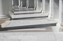 Amphithéâtre, Arlington Photographie stock libre de droits