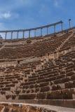 Amphithéâtre de Busra al-Sham Image libre de droits