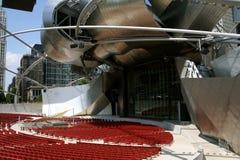 Amphithéâtre de Chicago Photographie stock libre de droits