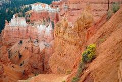 Amphithéâtre des porte-malheur chez Bryce Canyon National Park photographie stock
