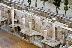amphithéâtre Jordanie d'Amman Photographie stock libre de droits