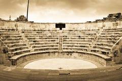 amphithéâtre Jordanie d'Amman Image stock