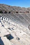 Amphithéâtre latéral 02 Image libre de droits