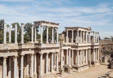 Amphithéâtre romain Photos libres de droits